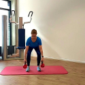 Video: Kettlebell DL & Rudern